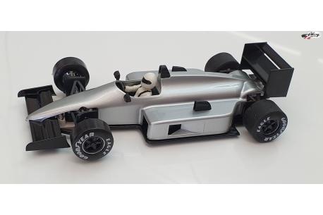 Formula 1 86/89 White Test Car IL