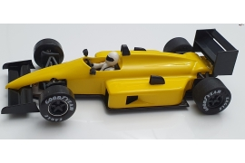 Formula 1 86/89 Yellow Test Car IL