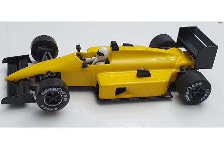 Formula 1 86/89 Yellow Test Car IL