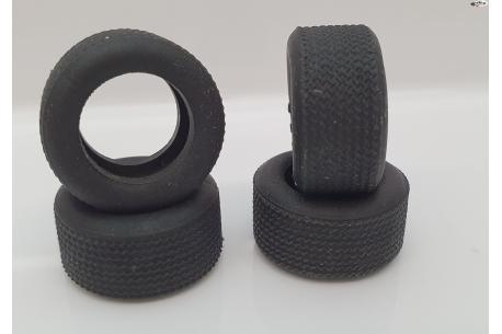 Supergrip  tires 21x11 mm