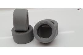 Neumático Slick 20x11 mm GT3
