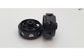 "3/32 CNC Plastic ultralight wheels 17"""