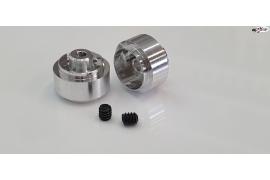 Aluminium wheel 13x8 mm. Formula NSR