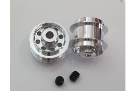Aluminium wheel 13x10 mm. Formula NSR