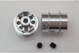 Llanta Aluminio 13x13 mm. Formula NSR