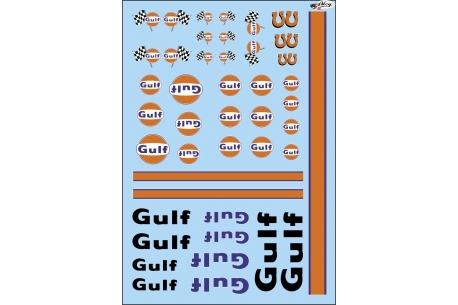 Gulf decals