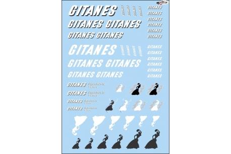 Gitanes decals