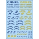 Camel decals