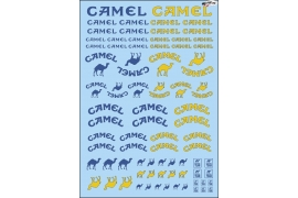 Camel decals