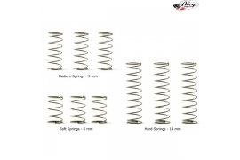 Set de muelles suspension F1