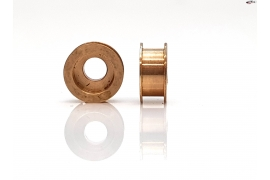 Eccentric 0.3 mm racing bushings