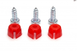 Screws and cups kit Formula 1 motor support