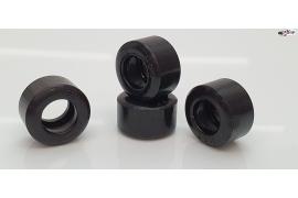 "Slick front 17x10 mm No-friction. Wheel 13"""