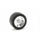 Tire 19x10.5 mm Shore 25