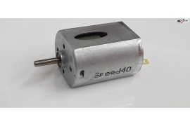 Engine  3D Short Box  25000 Rpm