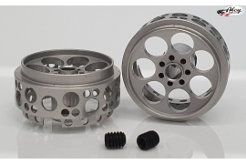 Aluminium rim 16.9x8.5 mm  Monza-2