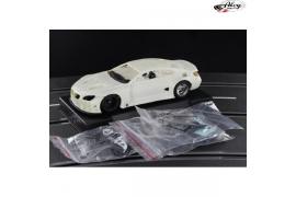 BMW M6 GT3 White Racing Kit