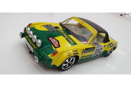 Porsche 914/6 GT Montecarlo 71