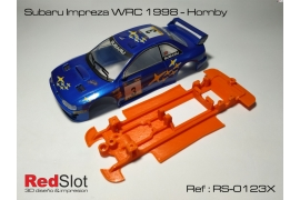 3DP In Line chassis Subaru Imprezza WRC 1998 ( Soft )