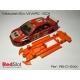 3DP In Line chassis Mitsubishi EVO VII WRC SCX