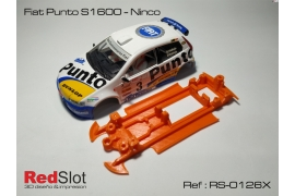 3DP In Line chassis Fiat Punto S1600 NC  ( Soft )