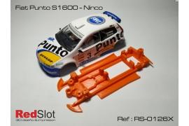 Chasis en línea 3DP Fiat Punto S1600 NC  ( Blando )