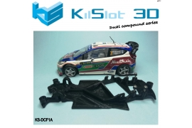 Chassis Angular Dual Comp Ford Fiesta SCX