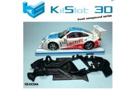 Chasis Angular Dual Comp Porsche 911 GT3 RS NSR