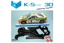 Angular Race Soft chassis 2018 Lancia 037 Fly
