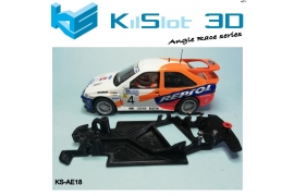 Angular Race Soft chassis Ford Escort RS Cosworth SCX