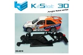 Chasis Angular Race Soft Ford Escort RS Cosworth SCX
