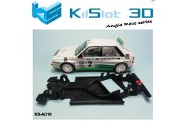 Angular Race Soft chassis Lancia Delta Integrale SCX