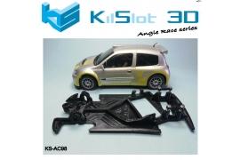 Angular Race Soft chassis Renault Clio S1600 NC