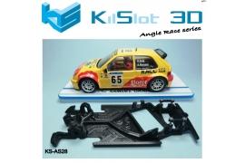 Chasis Angular Race Soft Citroen Saxo NC