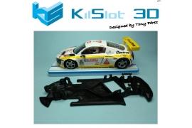Angular Race Soft chassis Audi R8 NSR