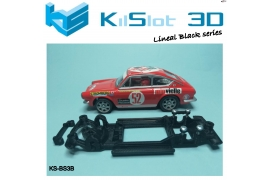 Chassis lineal black Seat 850 Coupe SCXSeat
