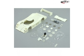 Carroceria Toyota GT-One en kit Blanca