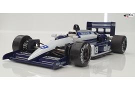 Formula 1 86/89 Blue Olivetti