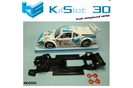 Chassis linear Dual Comp Bmw M1 Fly