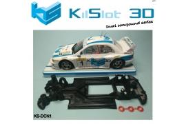 Chassis linear Dual Comp Subaru MSC