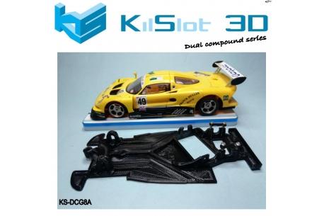 Chassis Angular Dual Comp Lotus Elise GT AV