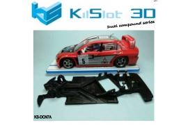 Chasis Angular Dual Comp Mitsu Evo VIII WRC NC
