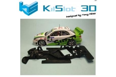Angular Race Soft chassis 2018 Subaru Impreza WRC 2006 NC
