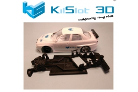Angular Race Soft chassis Alfa 156 Fly ( pista)