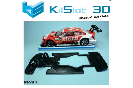 Chassis Race Mercedes AMG C Coupe DTM SCX