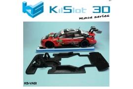 Chassis Race Audi A5 DTM SCX