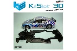 Chasis Race Peugeot 406 Silhoutte Spirit