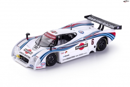 Lancia LC2 Martini n. 6 Brands Hatch 1984