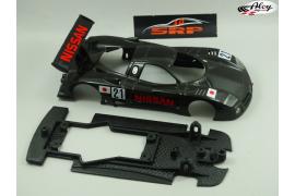 Chasis 3D Nissan 390R  Reprotec