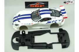 Chasis 3D Viper GTS  Scaleauto